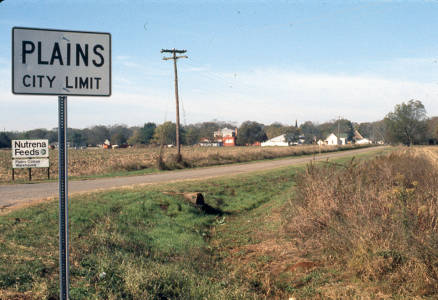 Plains, Georgia 1976