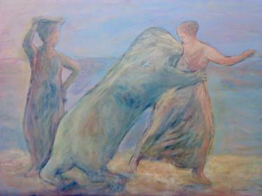 8438182_la-danseuse-et-le-lion-detr-a-l-oeuf-60-43-cm