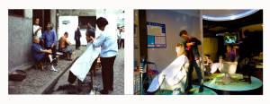 Gossip & Haircut 1980 | Salon  2014