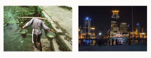 Water Carrier 1980 | The Bund in Shanghai 2014