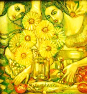 Jose Rodeiro Sunflowers