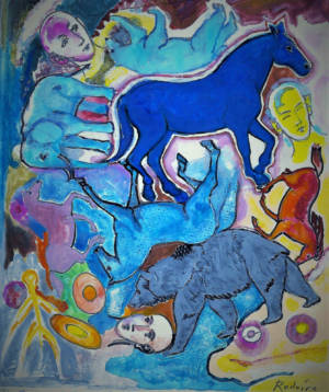 Jose Rodeiro The Fate Of The Animals 1