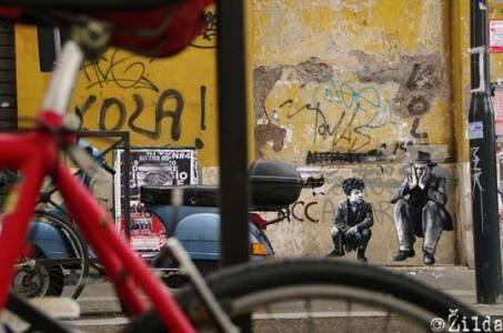Ladri Di Biciclette - Zilda - Rome, Italy