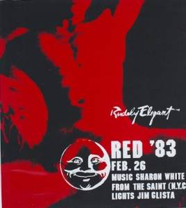 Red \'83 Poster