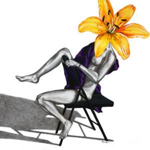 Shawdow Of A Chair