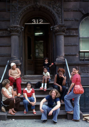 Stoopsitters NYC Late 1970\'s041
