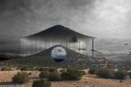 Through Space-Time In The High Desert