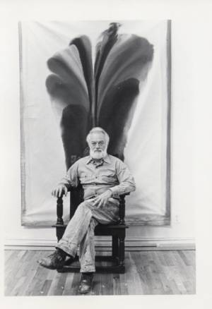 Paul Jenkins, and work