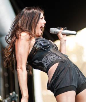 Fergie—Outside Lands Festival, SF 8/29/09