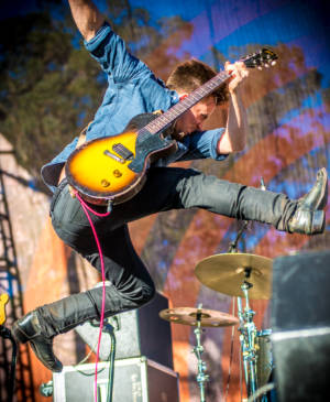 Lukas Nelson - Hardly Strictly Bluegrass Festival, SF 10/5/14