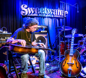 Steve Kimock - Sweetwater Music Hall, Mill Valley, CA 6/9/15