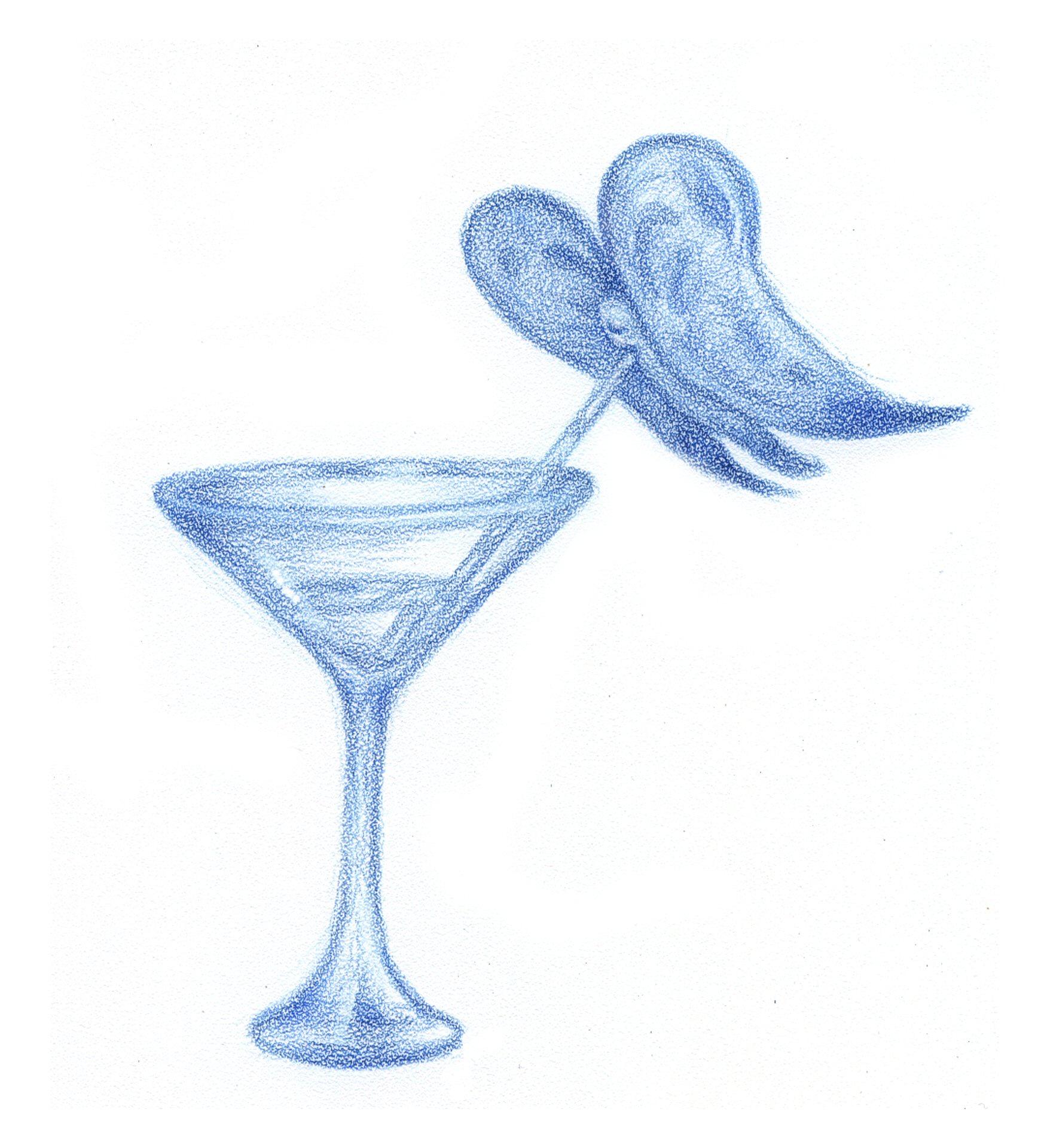 Butterfly Drink