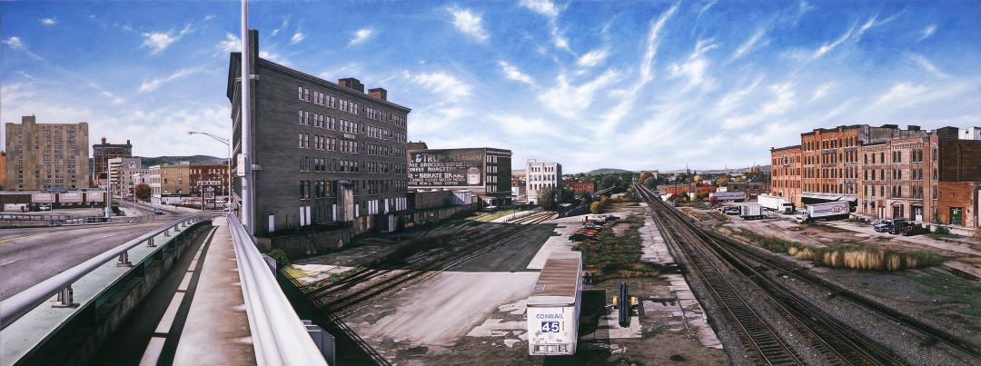 Conrail 45, Binghamton NY