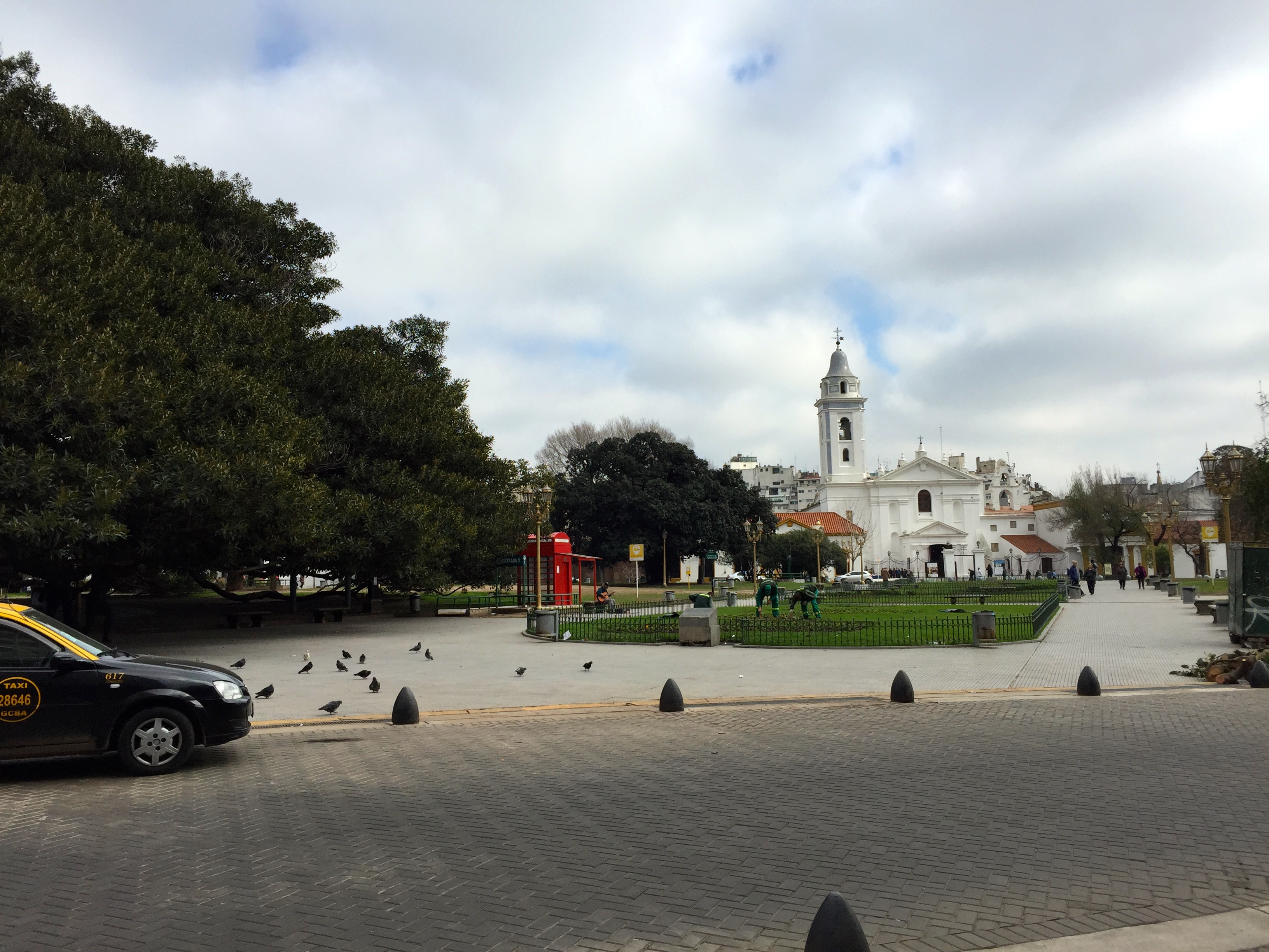 Chelsea Horne/Desperate Times in Argentina