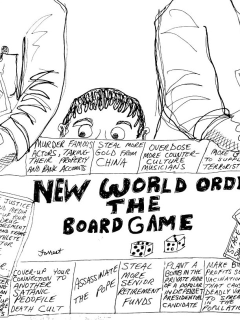 New World Order Board Game @Allen Forrest