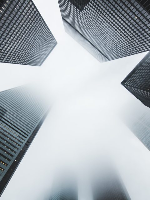Financial District, Toronto. Photo by Matthew Wiebe
