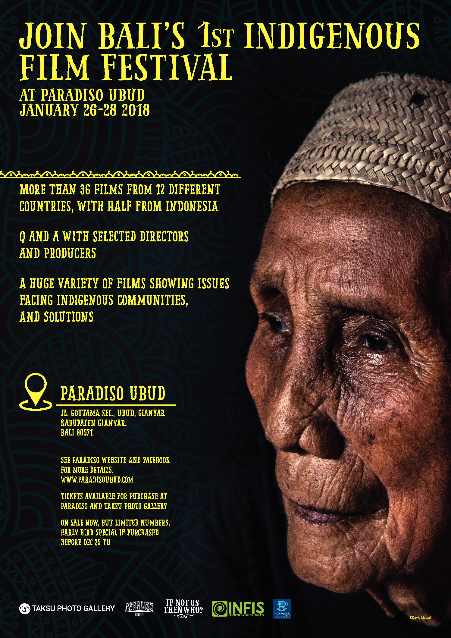 Bali International Indigenous Film Festival
