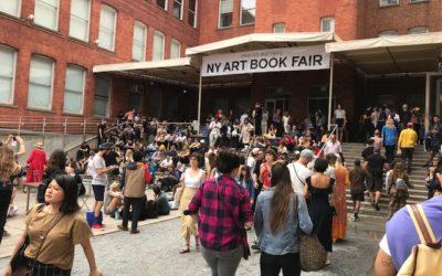 PS1 NY Art Book Fair 2018