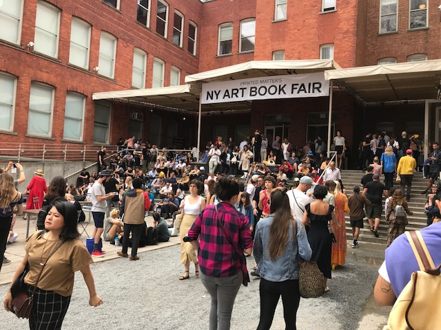 PS1 NY Art Book Fair 2018